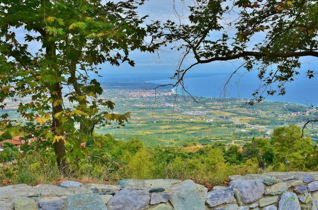 Θέα Πλαταμώνας
