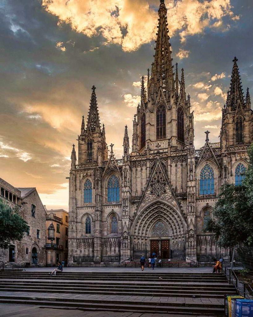 Καθεδρικός ναός, Βαρκελώνης
