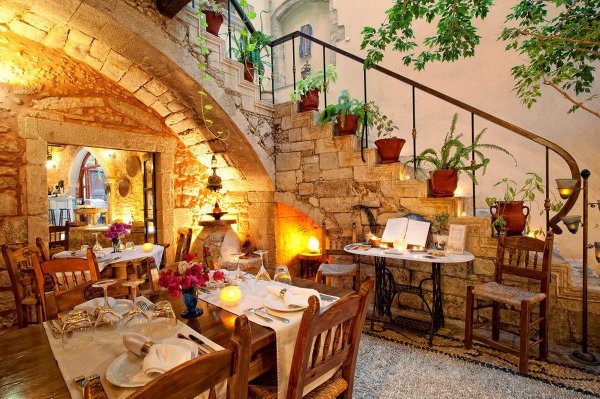 Veneto πολυτελές εστιατόριο
