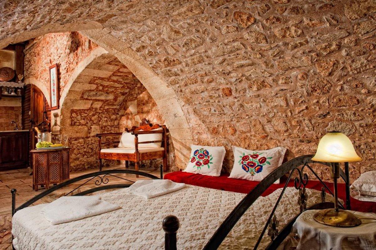 Veneto παραδοσιακό δωμάτιο