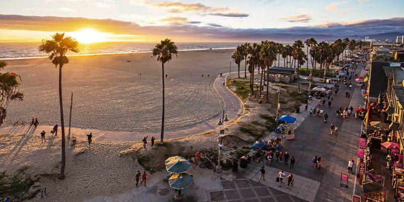Venice Beach, Καλιφόρνια