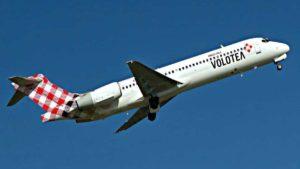 Volotea απίστευτη προσφορά: Πετάξτε τον Οκτώβριο για Σαντορίνη μόνο από 9,00 ευρώ