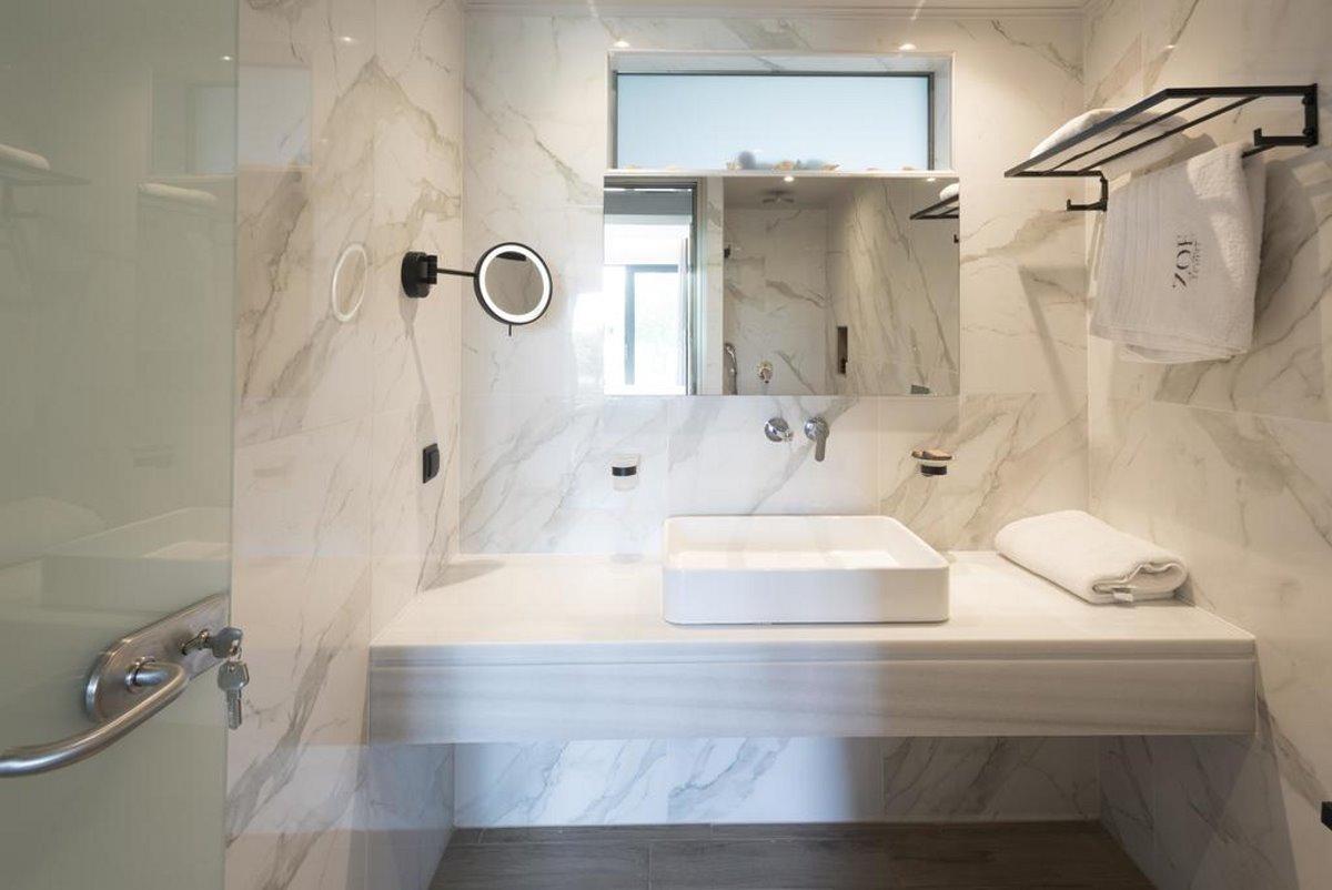 μπάνιο ξενοδοχείου