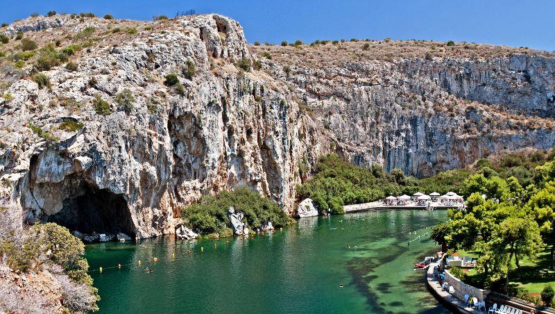 Λίμνη της Βουλιαγμένης, Αττική