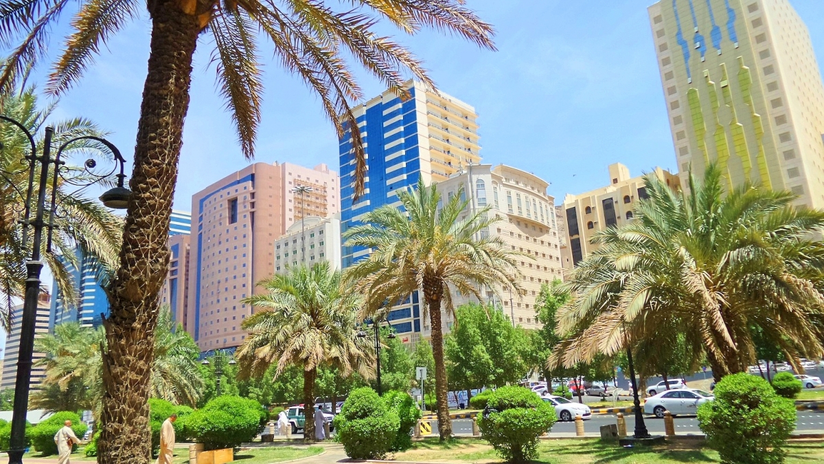 Aziziyah, Λιβύη