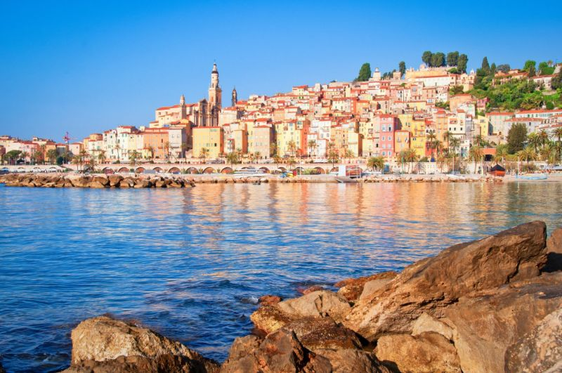 Côte d'Azur, Γαλλία παραλιακα