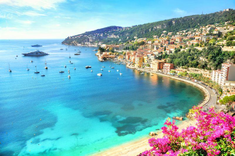 Côte d'Azur, Γαλλία