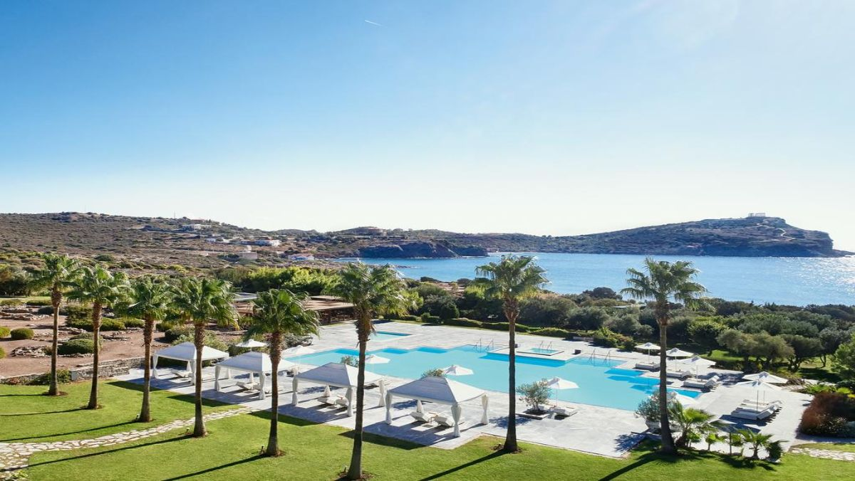 Cape Sounio, Grecotel Exclusive Resort πισινα