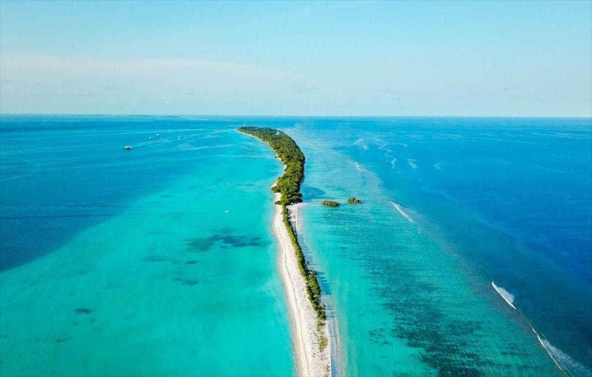 Dhigurah Island μαλδίβες