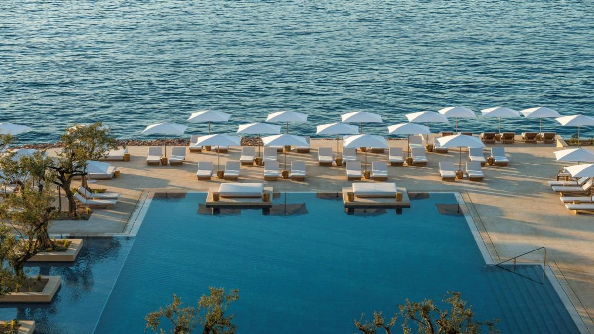 Four Seasons Astir Palace Hotel Athens πισινα