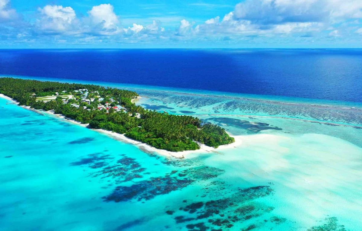 Fulhadhoo Island μαλδίβες