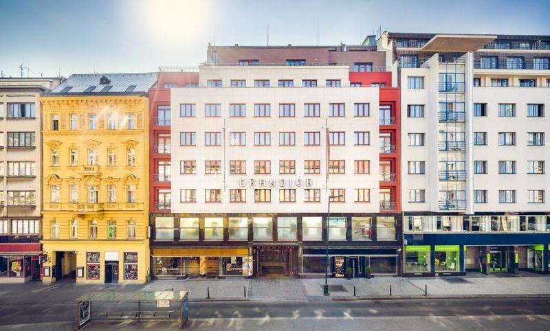 Grandior Hotel Prague είσοδος