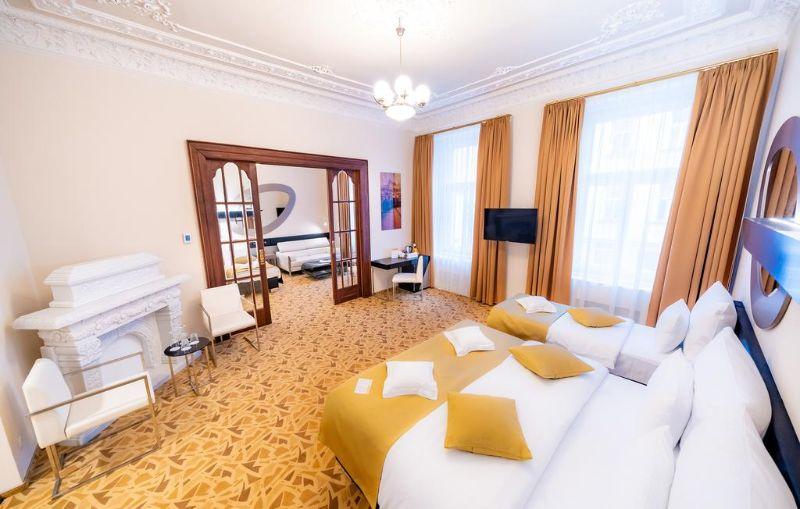 Grandium Hotel Prague δωμάτιο