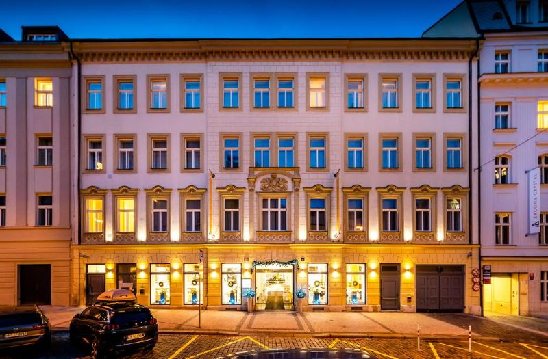 Grandium Hotel Prague είσοδος