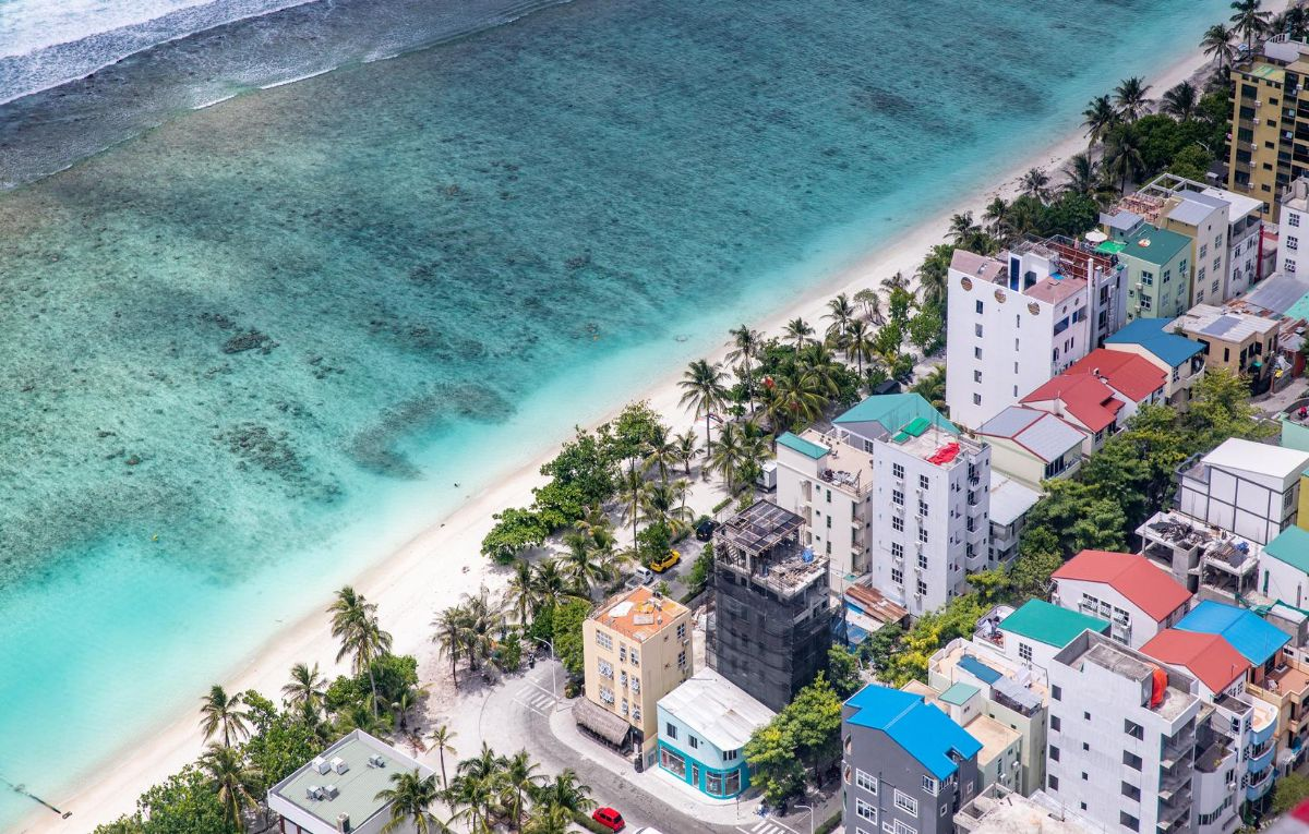 Hulhumale Island μαλδίβες