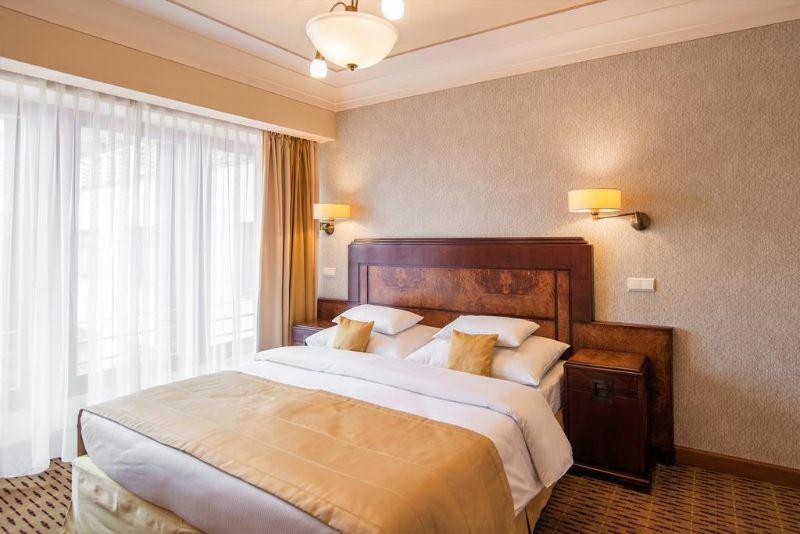 Majestic Plaza Hotel Prague δωμάτιο