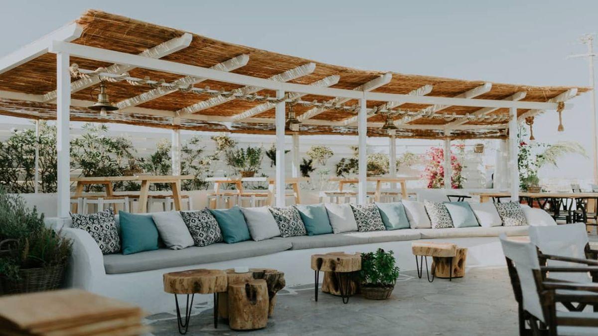 Mylos Koyufonisia bar