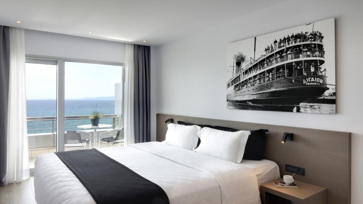 Poseidon Athens Hotel δωματιο