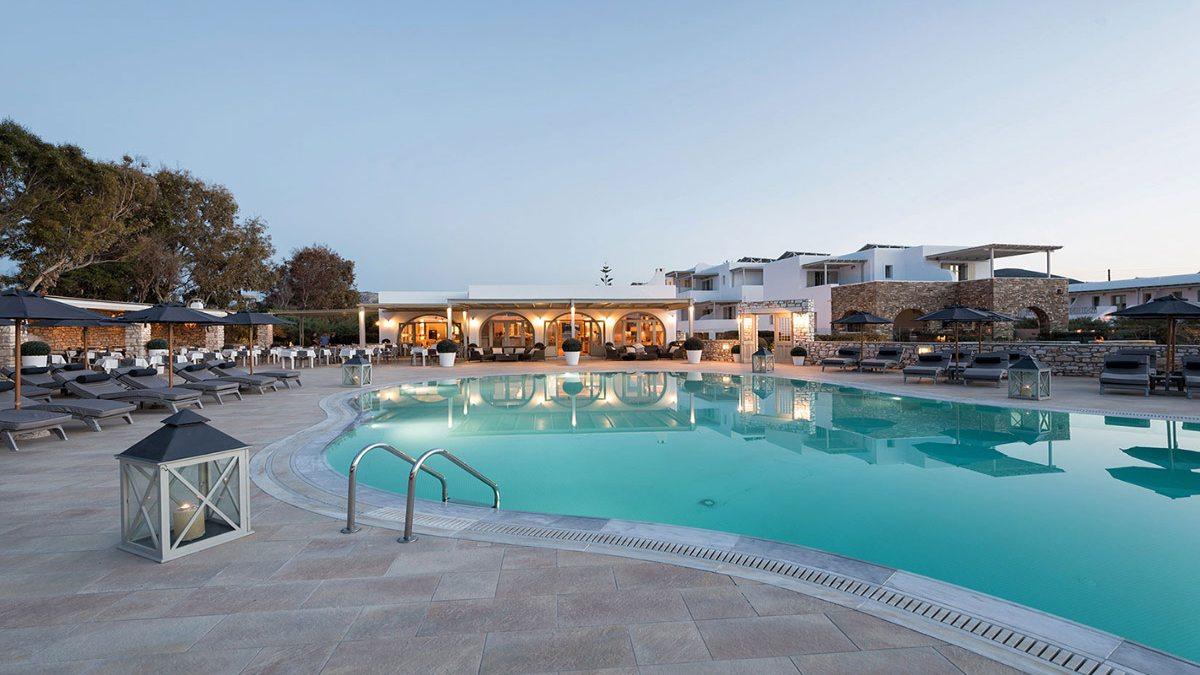 Saint Andrea Resort πισινα