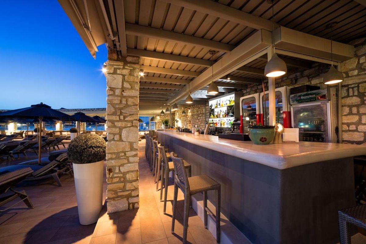 Saint Andrea Resort μπαρ