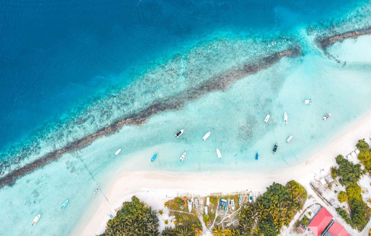 Thulusdhoo Island μαλδίβες