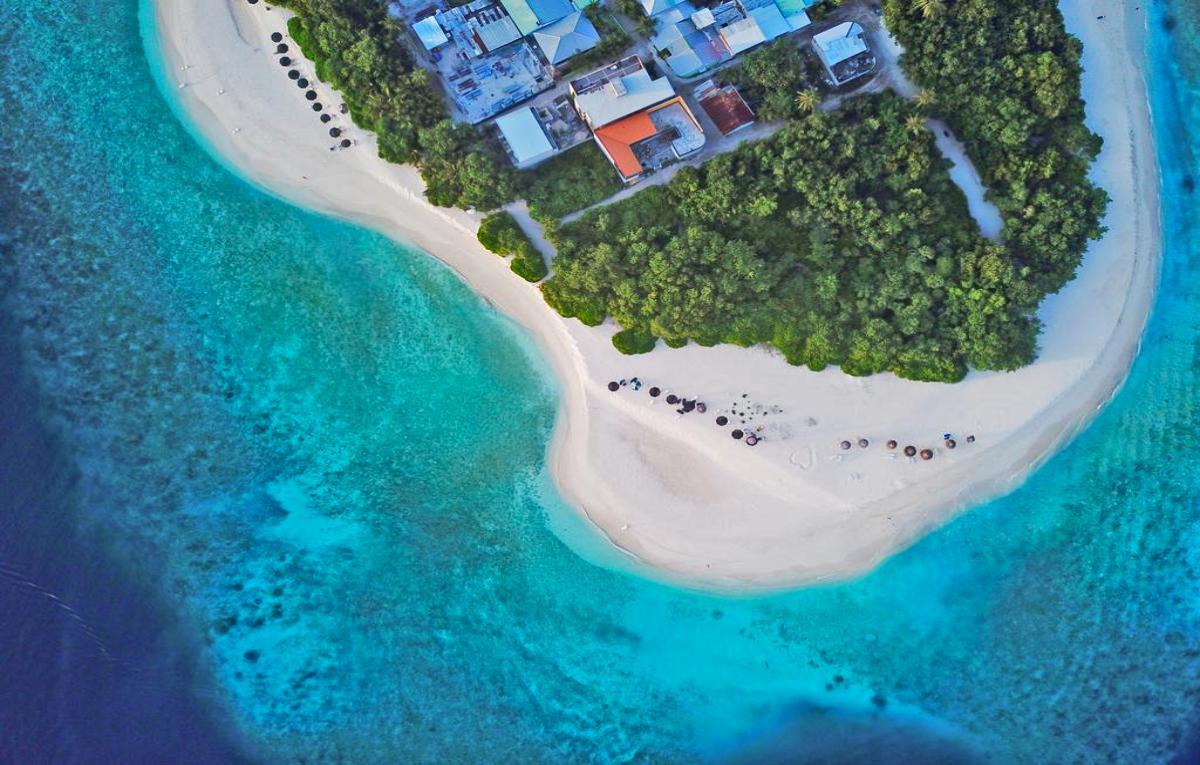 Ukulhas Island μαλδίβες