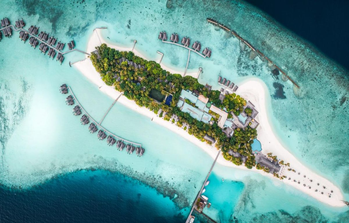 Veligandu Island μαλδίβες