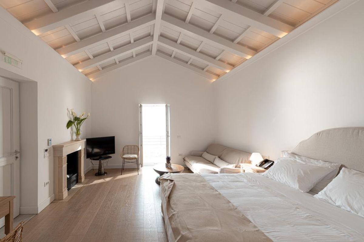 arias estate suites τα υπέροχα δωμάτια