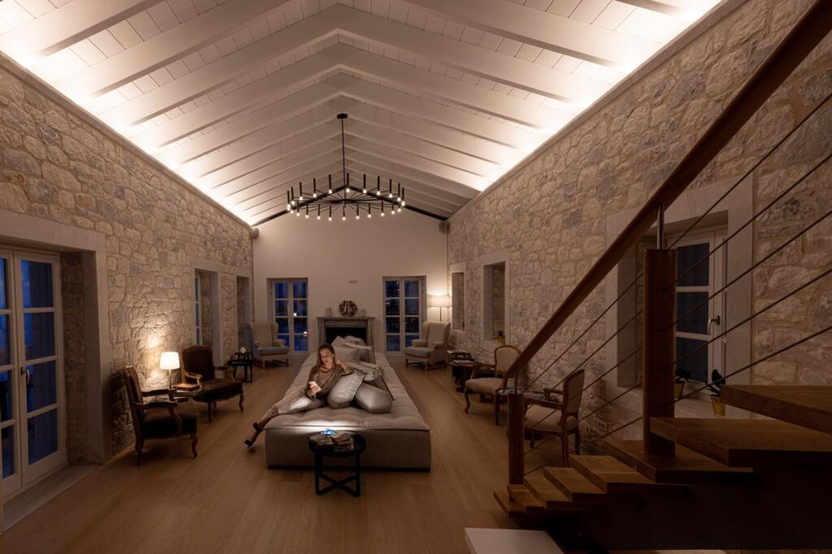 arias estate suites χαλαρωση το βραδυ