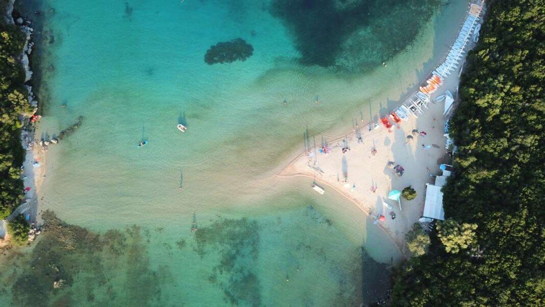 Παραλία Μπέλα Βράκα