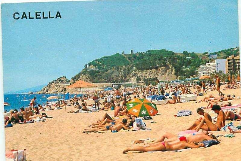 Καλέγια, Ισπανία καρτ ποστάλ