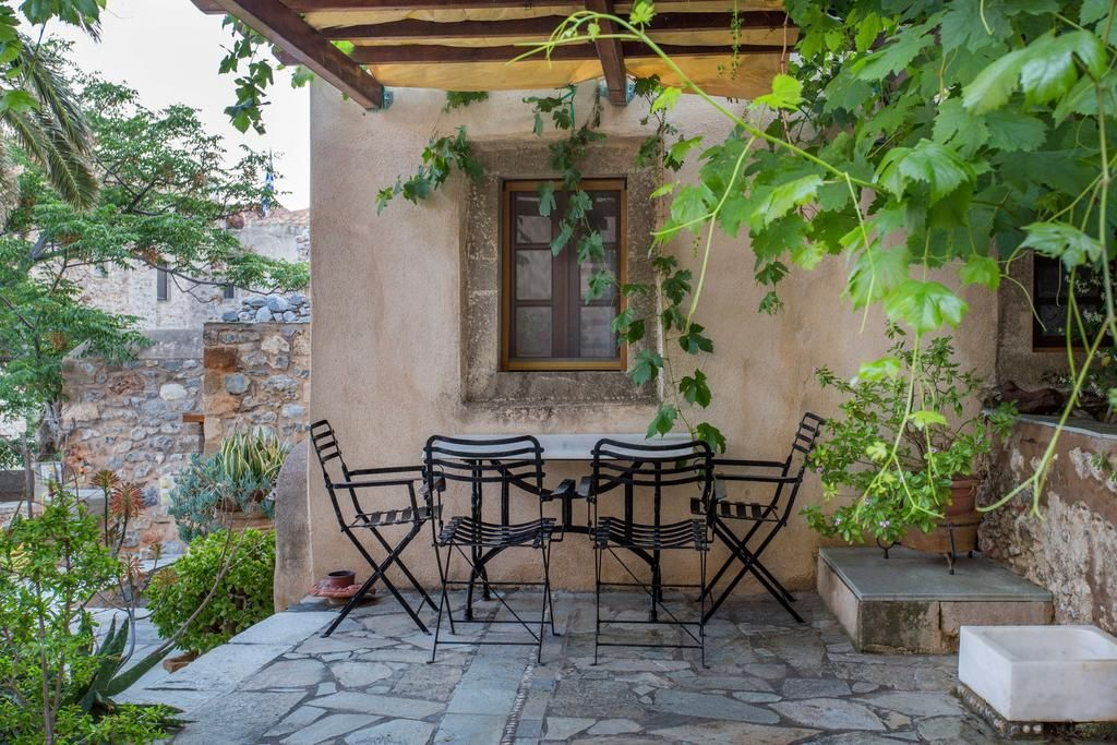 Casa Palma αυλή