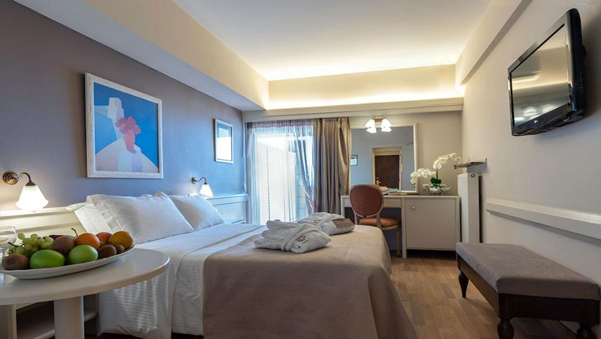 Coral Hotel Athens δωματιο