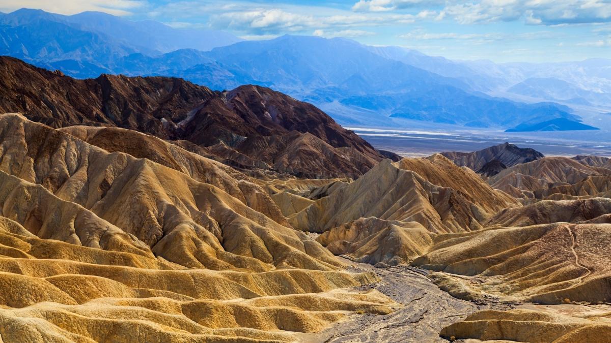Death Valley, Καλιφόρνια, ΗΠΑ