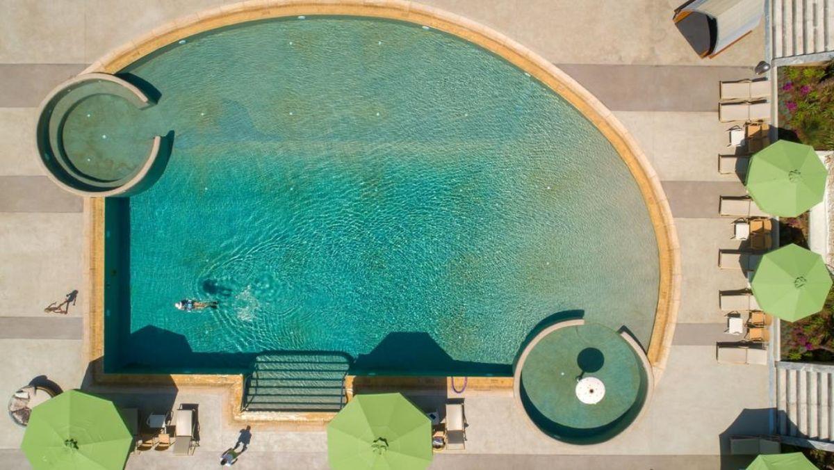 Divani Apollon Palace & Thalasso πισινα