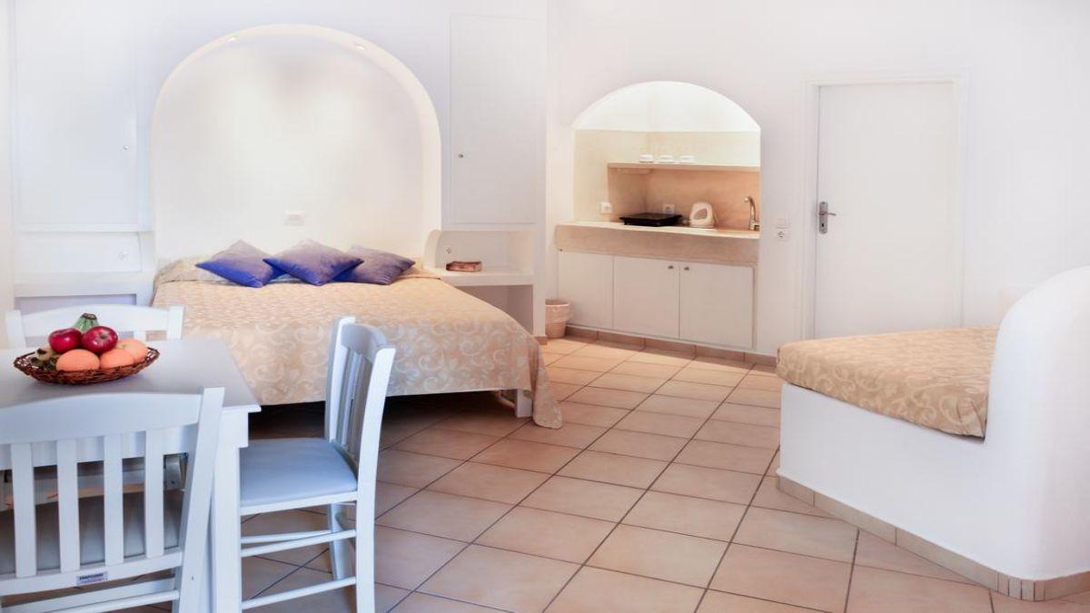Villa Vergina δωμάτια