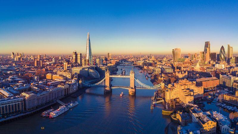 Λονδίνο, Αγγλία ταμεσης