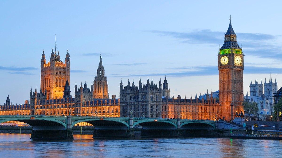 Λονδίνο φωτισμένο