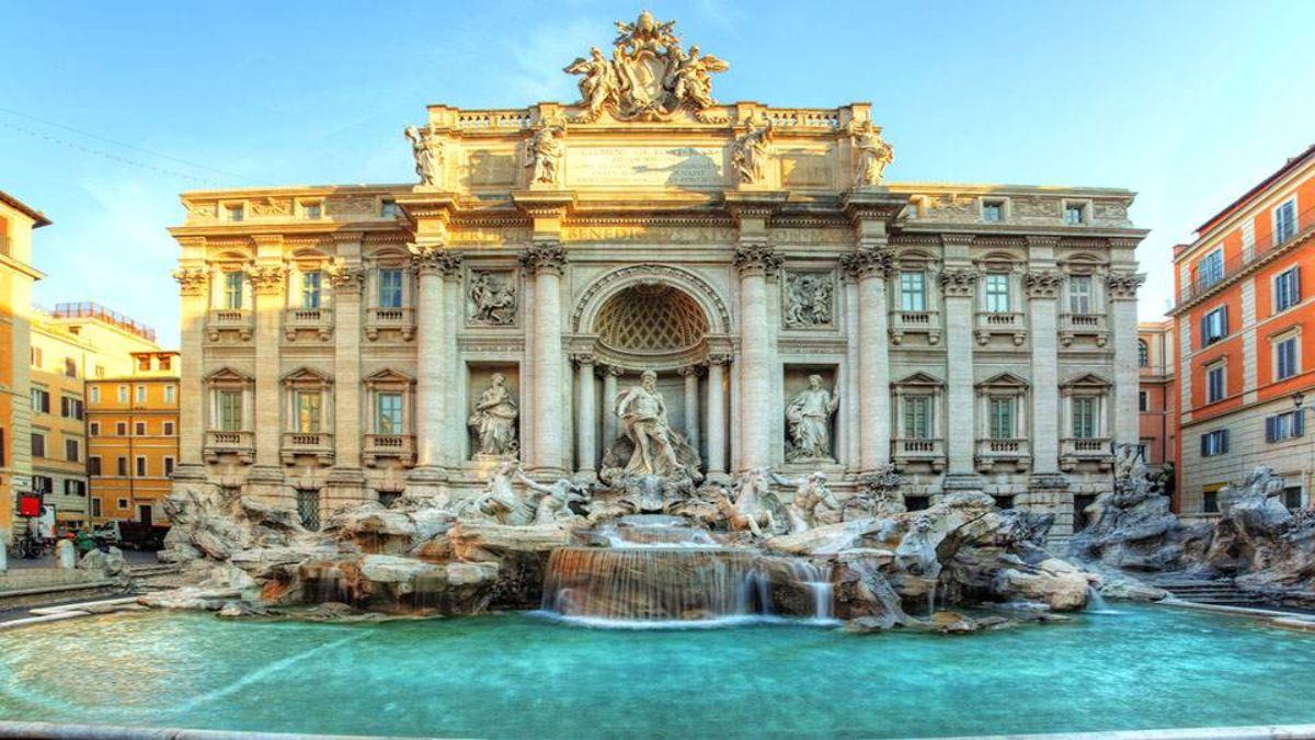 Ρώμη, Fontana di Trevi