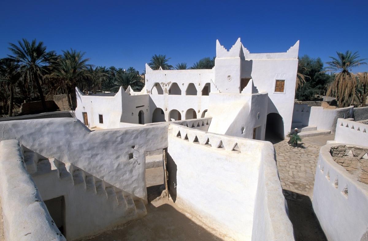 Ghadames, Λιβύη
