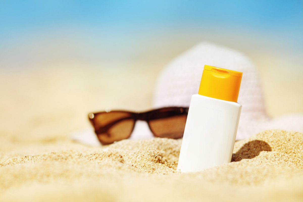 προστασία από τον ήλιο
