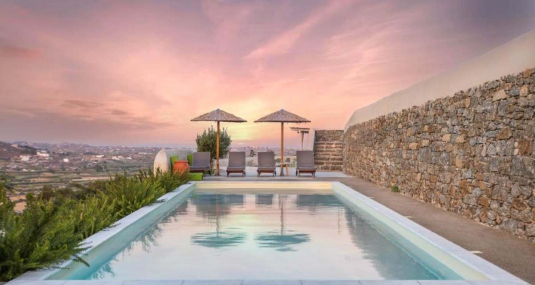 Halcyon Villas and Suites Naxos