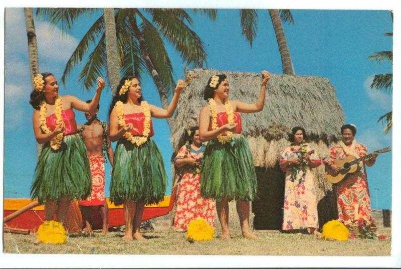 Αφίσα Χαβάη