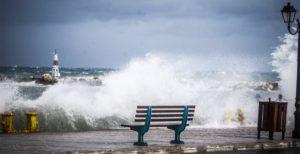 """Καιρός 06/08: Άστατος καιρός με βροχές και καταιγίδες – Που θα χτυπήσει η """"Θάλεια"""""""