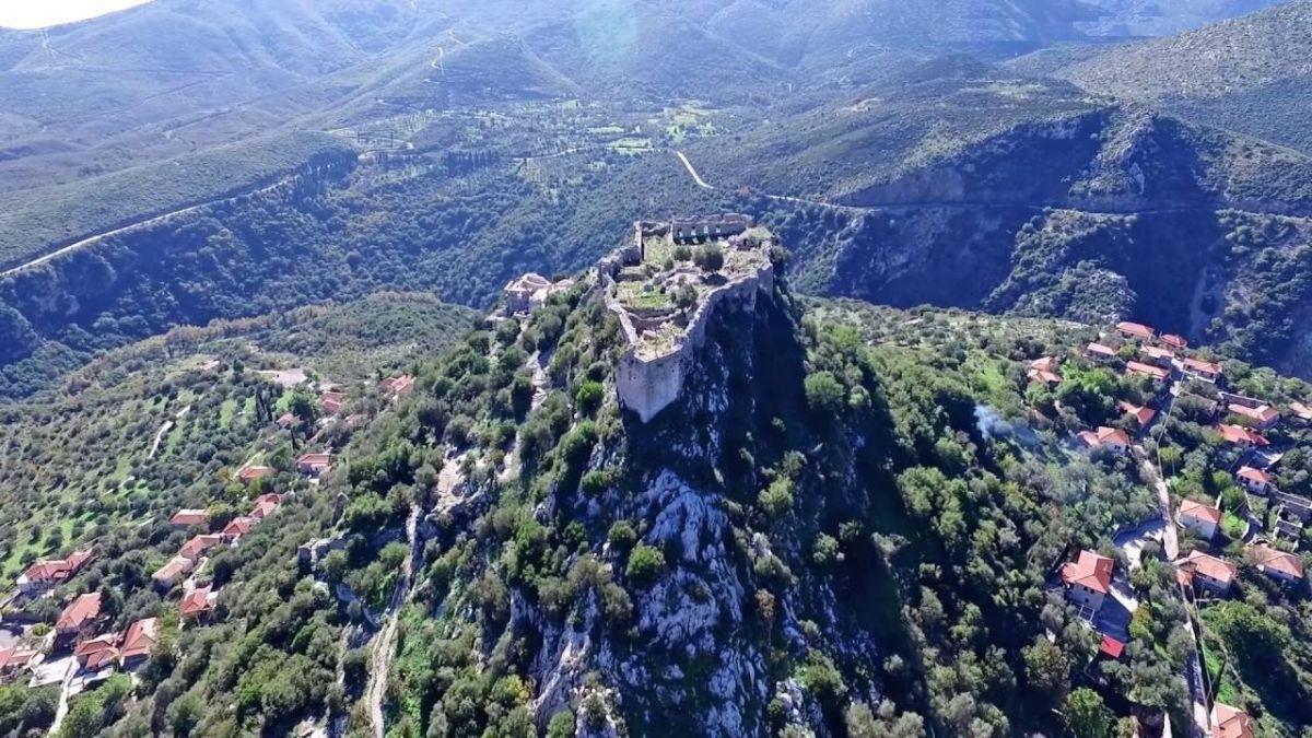 Καρύταινα, το ιστορικό χωριό της Πελοποννήσου