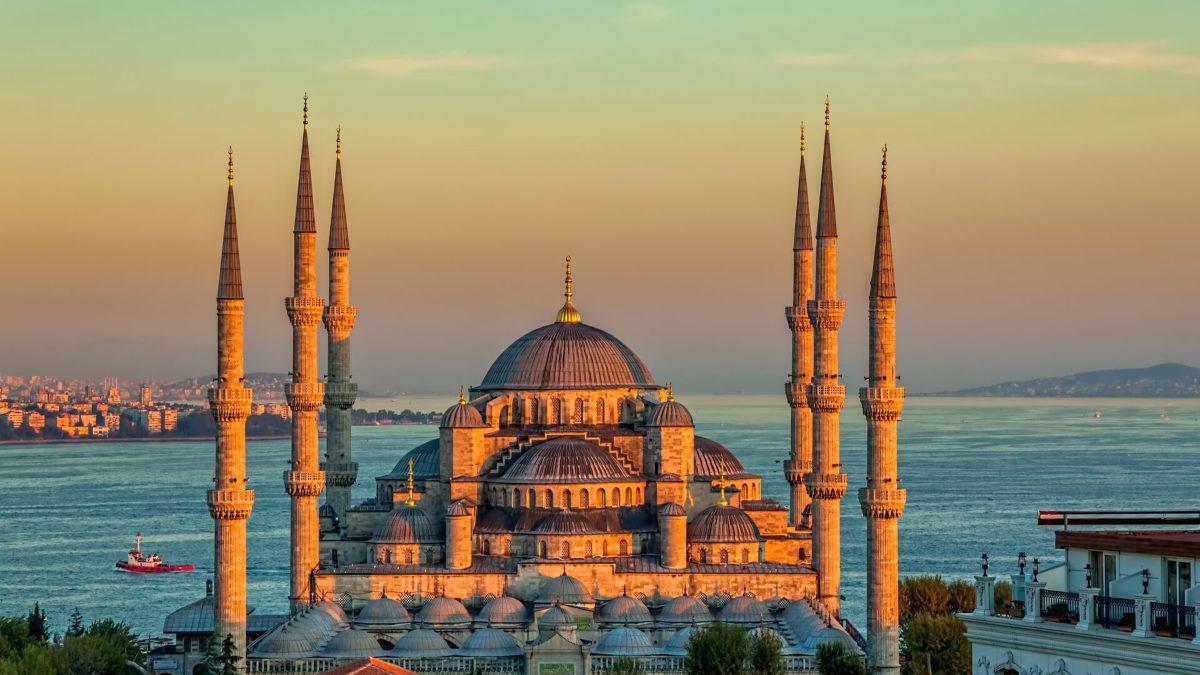 Κωνσταντινούπολη Αγία Σοφία