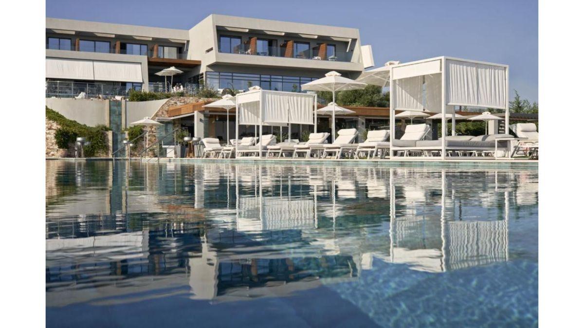 Lesante Blu πισίνα