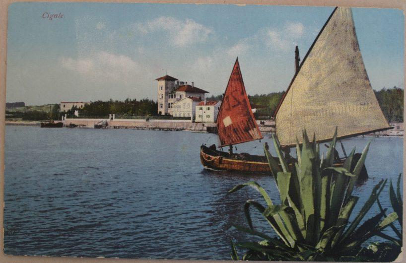 Παλιά Καρτ ποστάλ Λοσίνι