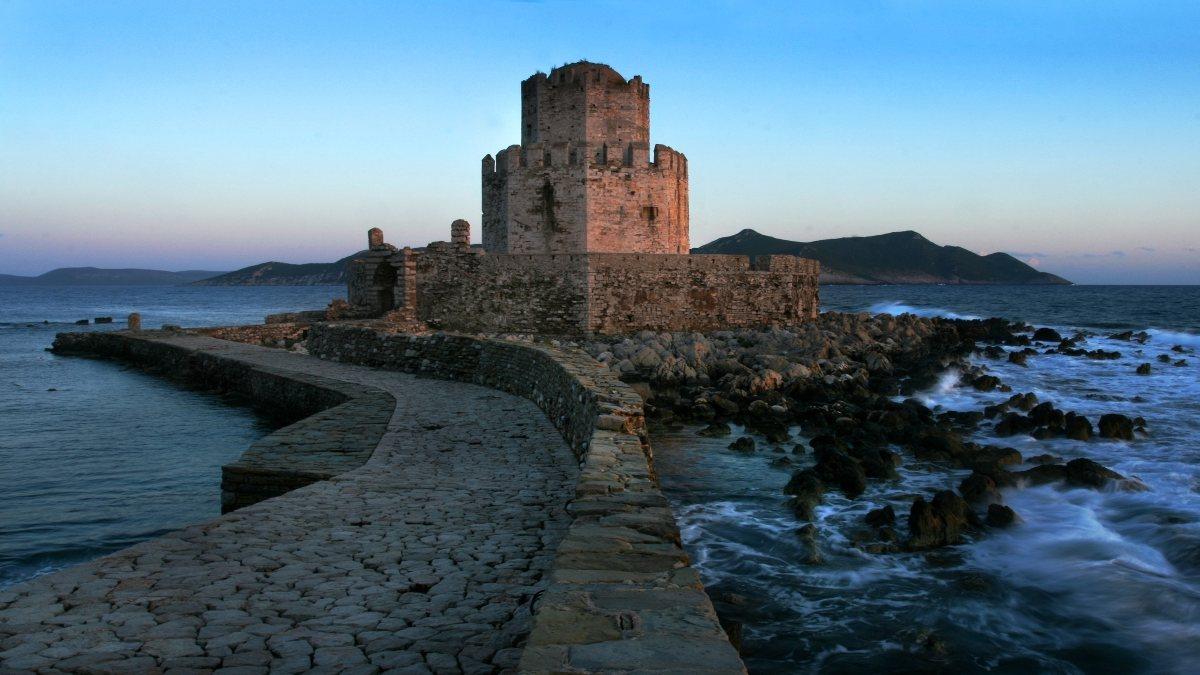 Μεθώνη κάστρο