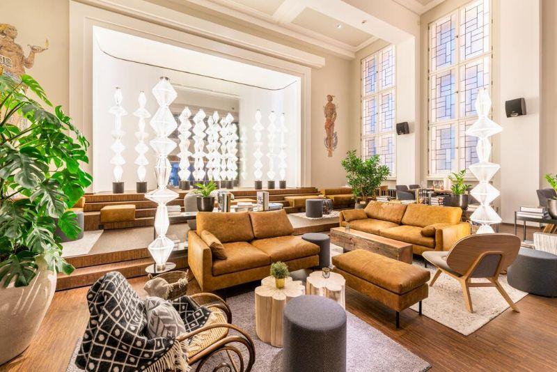Mosaic House Design Hotel σαλόνι